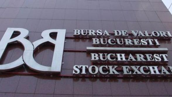 Brokerii propun reducerea comisioanelor pentru tranzactiile cu actiuni la BVB, cu 16%