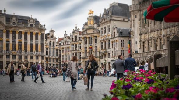 Bruxelles are cea mai tanara populatie dintre capitalele UE