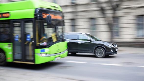 Bucurestenilor li se promit sute de mijloace de transport in comun eco-friendly, in urmatorii ani