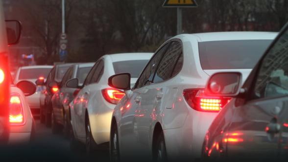 Bucuresti, alaturi de Moscova si Istanbul pe primele locuri in Europa la blocajele in trafic (TomTom)