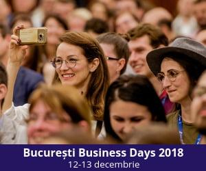 Bucuresti Business Days 2018