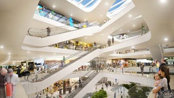 Bucurestiul, intr-un top al oraselor in care se construiesc peste 100.000 mp de mall-uri