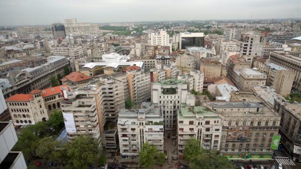Bucurestiul a urcat 10 locuri in clasamentul celor mai scumpe orase pentru expati