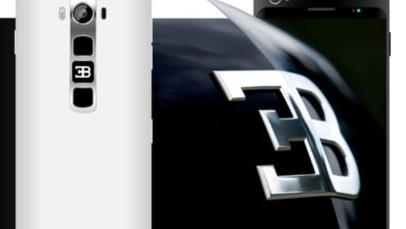 Bugatti Chronos, un exemplu de eleganta in universul smartphone (Video)