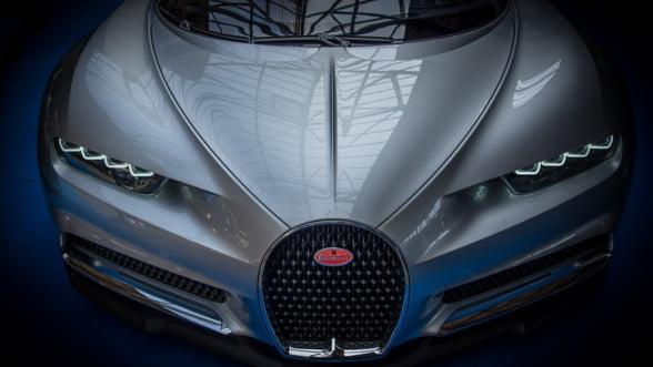 Bugatti se gandeste sa lanseze un model electric care sa coste mai putin de un milion de euro