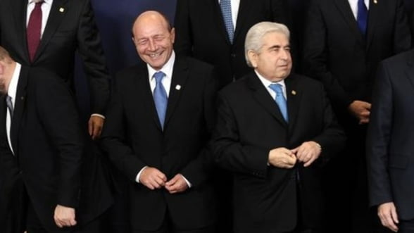 Buget UE: Basescu - Romania a obtinut cea mai mare crestere procentuala