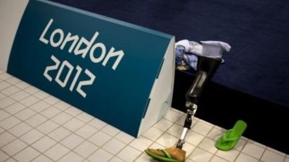 Bugetul Guvernului pentru paralimpici: 600.000 de euro