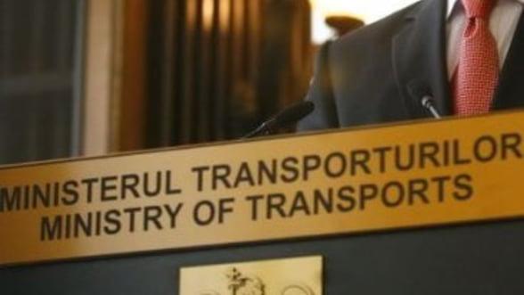 Bugetul Ministerului Transporturilor, redus cu 1,25 miliarde lei la rectificare