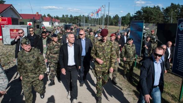 Bugetul NATO, in continua scadere. Cum va reusi alianta sa faca fata Rusiei?