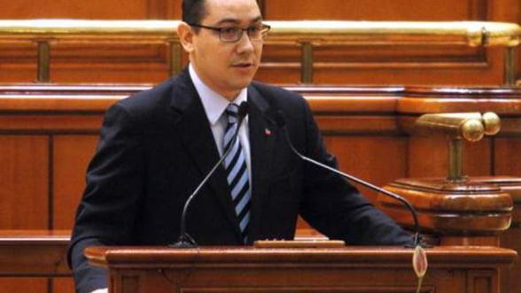 "Bugetul pe 2014, adoptat ""furios si iute"". Ce explicatii ofera Victor Ponta"