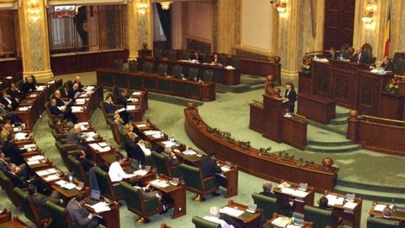 Bugetul pentru 2012, in plenul Parlamentului