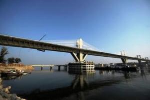 Bulgaria decide in ianuarie 2013 daca va construi alte doua poduri peste Dunare