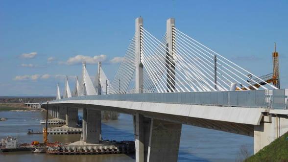 Bulgaria incearca sa convinga Romania sa accepte un nou pod peste Dunare, intre Silistra si Calarasi