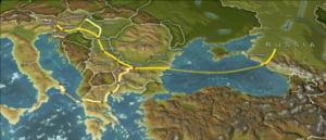 Bulgaria opreste lucrarile pentru construirea gazoductului South Stream