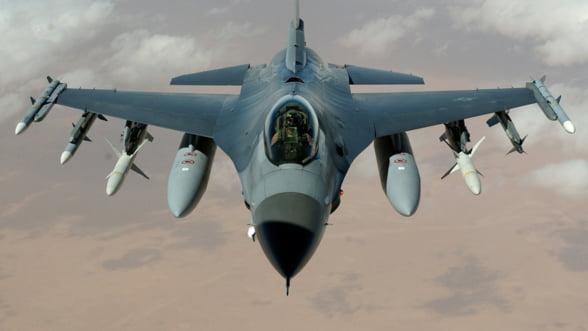Bulgaria va majora tinta de deficit la 2% din PIB pentru achizitionarea avioanelor de vanatoare F-16