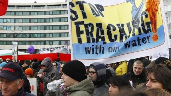 Bulgaria va pastra interdictia privind explorarea gazelor de sist