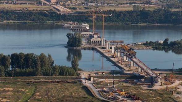 Bulgaria vrea partea leului din incasarile podului Calafat - Vidin