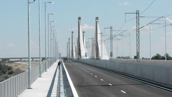 Bulgarii vor sa restrictioneze traficul pe podul Vidin-Calafat pentru anumite vehicule