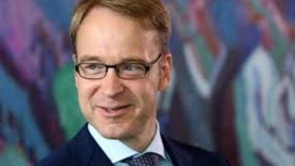 Bundesbank: Adoptarea unor masuri pentru deprecierea euro ar fi periculoasa