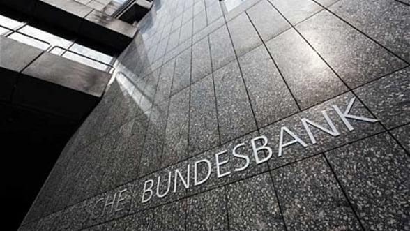 Bundesbank: Economia Germaniei va inregistra o crestere slaba in ultimul trimestru