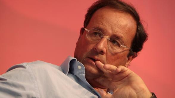 Bundesbank il avertizeaza pe Francois Hollande