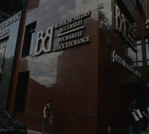 Bursa Bucuresti a deschis sedinta de miercuri pe verde