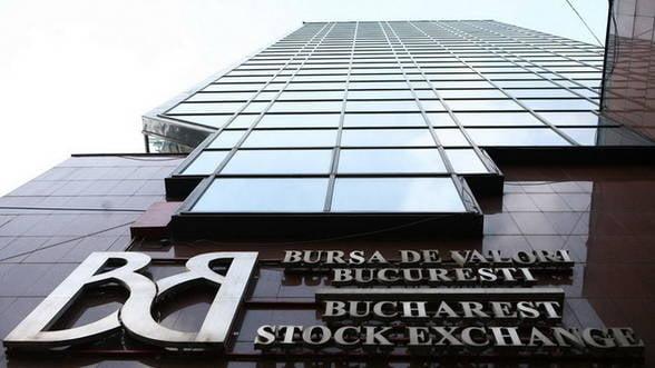 Bursa a deschis sedinta de vineri in scadere cu 0,02%