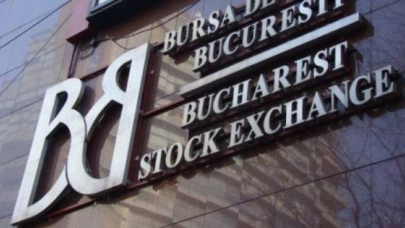 Bursa a inchis in crestere sedinta de luni