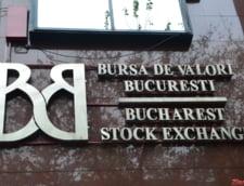 Bursa de Valori Bucuresti a pierdut 34% din capitalizare, adica 13 miliarde de euro