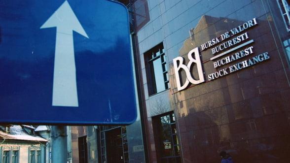 Bursa de la Bucuresti: Toti indicii pe crestere dupa prima jumatate de ora