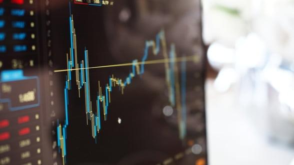 Bursa de la Bucuresti, evolutie pe rosu, dupa 45 de minute de la debutul tranzactiilor