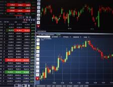 Bursa de la Bucuresti a deschis in scadere prima sedinta a saptamanii