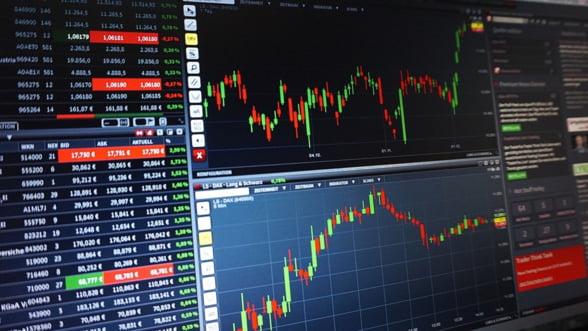 Bursa de la Bucuresti a deschis pe rosu sedinta de tranzactionare de miercuri