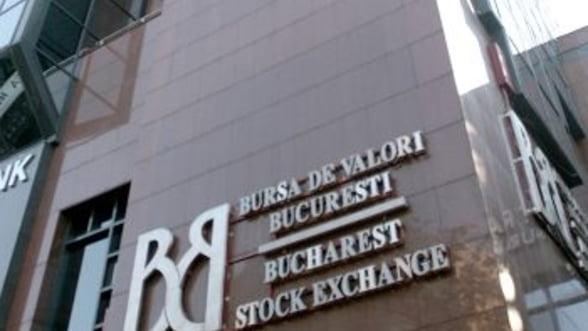 Bursa de la Bucuresti a inchis cu toti indicii in crestere usoara