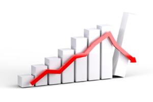 Bursa de pe Wall Street a inregistrat luni cea mai mare scadere zilnica de dupa criza financiara din 2008