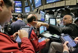 Bursa de pe Wall Street isi limiteaza pierderile dupa vanzarea Bear Stearns