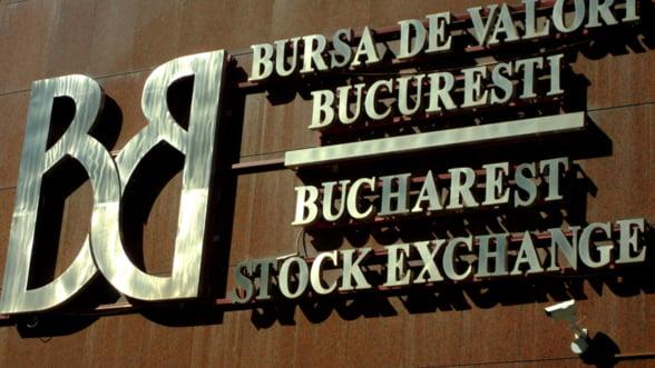 Bursa deschide in usoara crestere, salvata de actiunile Fondului Proprietatea