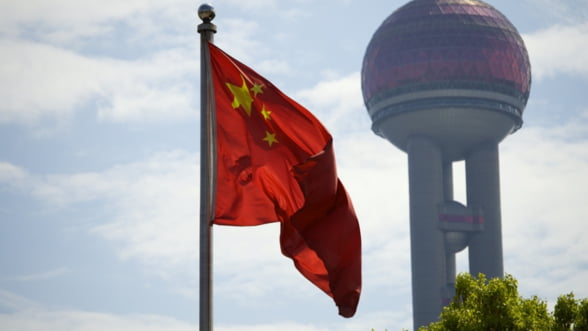 Bursa din Shanghai se inchide. China petrece