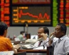 Bursa din Tokyo inchide in scadere, in linie cu bursele americane