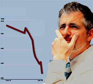 Bursa inchide pe rosu, indicii pierd intre 1,58% si 2,47%