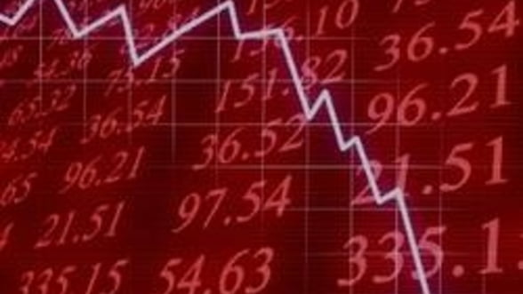 Bursele, afectate de dusul rece administrat de Germania
