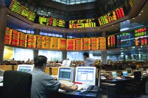 Bursele din Balcani raporteaza o scadere