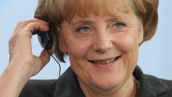 Bursele europene, in crestere dupa declaratiile cancelarului Angela Merkel