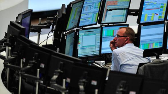 Bursele europene au deschis in urcare, in asteptarea sedintei BCE