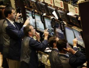Bursele europene deschid pe rosu, pe fondul nervozitatii din piete