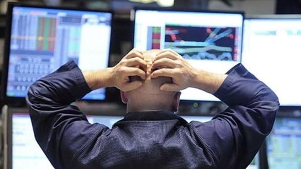 Bursele europene scad, dupa anuntul S&P