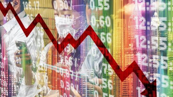 Bursele europene sunt in declin. Cotatia petrolului, la cel mai scazut nivel din ultimii 18 ani