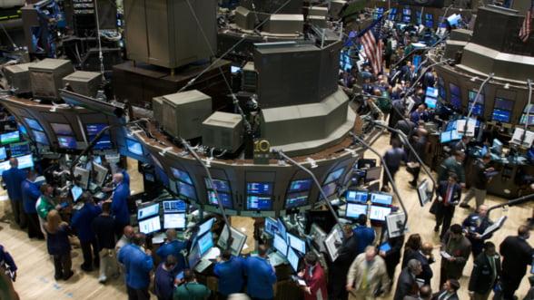 Bursele internationale cresc puternic dupa rezolvarea crizei din SUA
