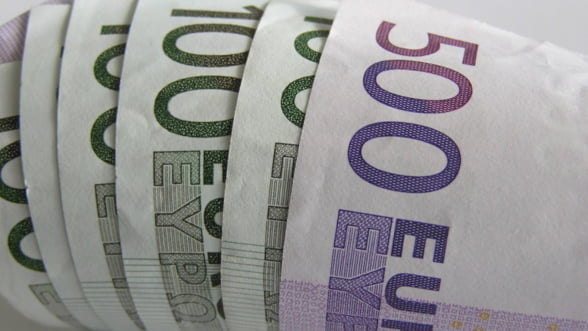 Bursele si euro, afectate de insecuritatile europene