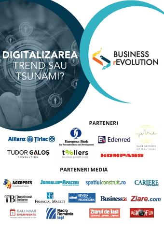 Business (r) Evolution - Digitalizarea, Trend sau Tsunami?